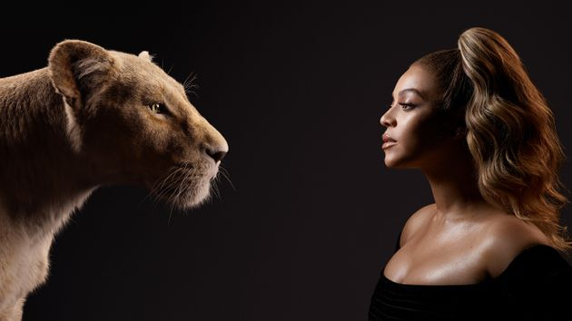 Here's How Beyoncé's New Song Wound In 'The Lion King'